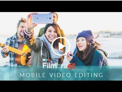 filmorago video editor