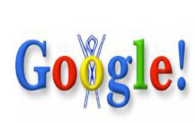 google first doodle