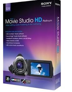 sony vegas pro video download