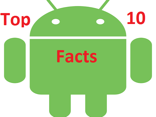 Top 10 facts Of Android Hindi me