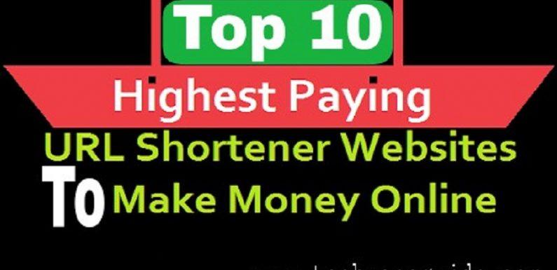 Top 10 URL Shortener Paise Kamane Ke Liye