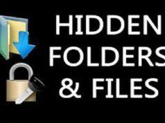 File Ya Folder Ko Computer Me Hide Ya Show Kaise Kare