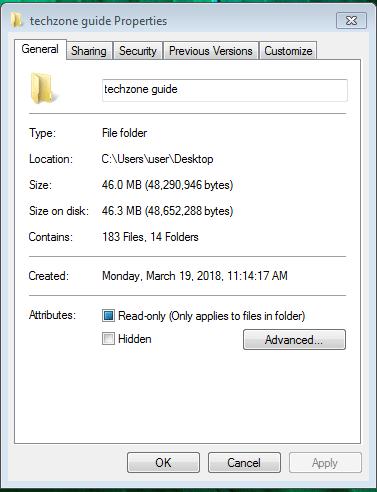 folder hide kaise kare