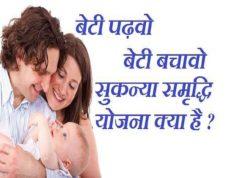 Sukanya Samriddhi Yojana (SSY) Ki Puri Jankari Hindi Me